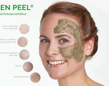 GREEN PEEL Classic® (Tag der Beauty Finish Behandlung)
